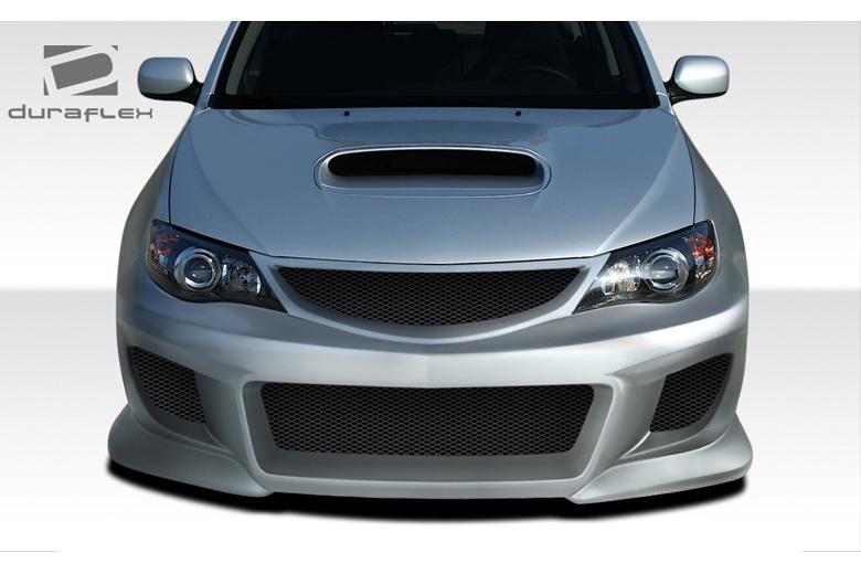 2011 Subaru Impreza Duraflex C-Speed 3 Bumper (Front)