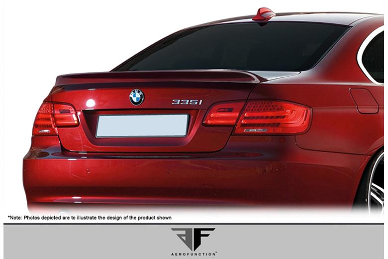 2010 BMW M-Series Aero Function AF-3 Spoiler