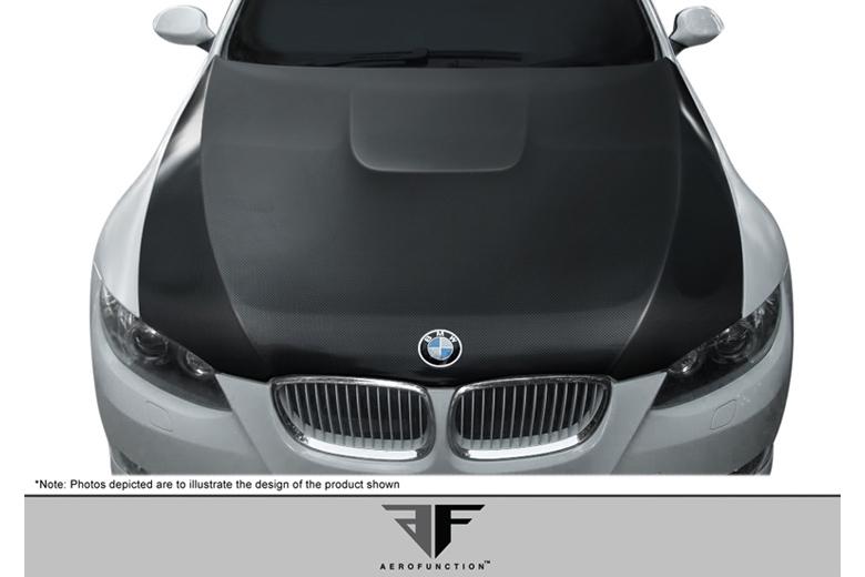 2008 BMW 3-Series Aero Function AF-2 Hood