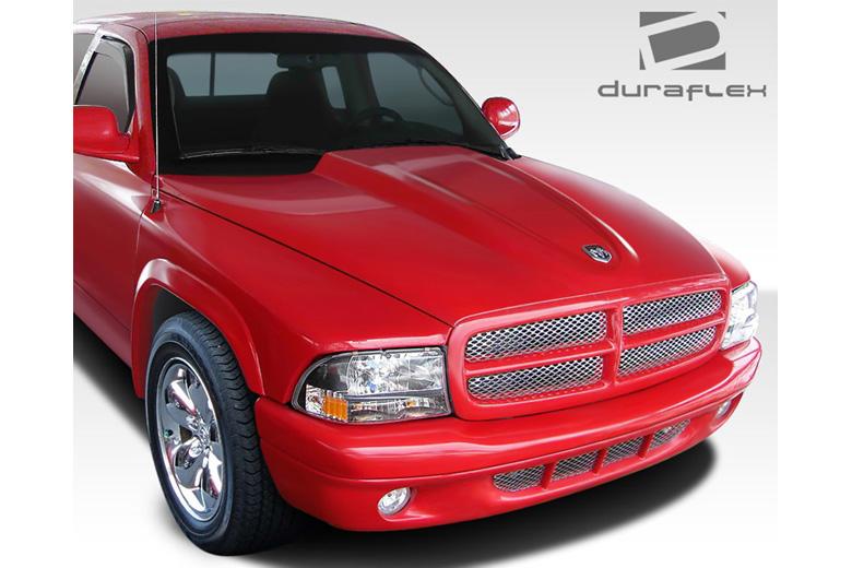 2002 Dodge Durango Duraflex Cowl Hood