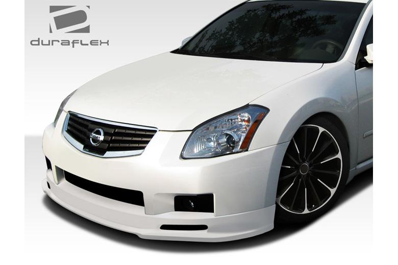 2008 Nissan Maxima Duraflex N-Spec Front Lip (Add On)