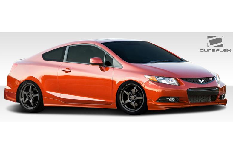 2013 Honda Civic Duraflex H-Sport Body Kit