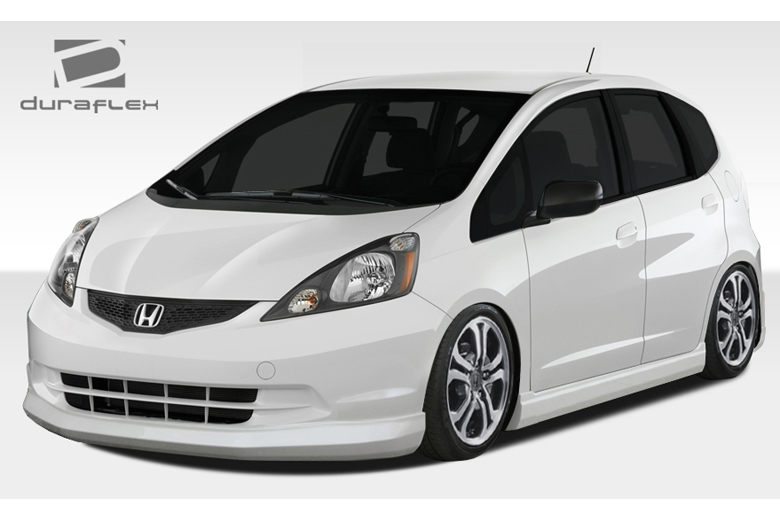 2011 Honda Fit Duraflex A-Spec Body Kit