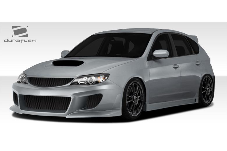 2011 Subaru Impreza Duraflex C-Speed 3 Body Kit