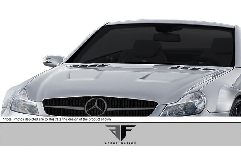 2011 Mercedes SL-Class Aero Function AF-Signature 2 Series Hood