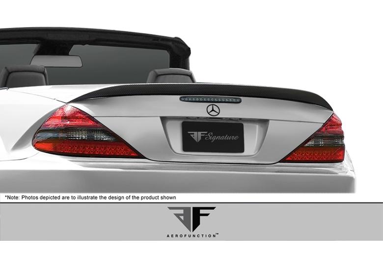 2011 Mercedes SL-Class Aero Function AF-Signature 1 Series Spoiler