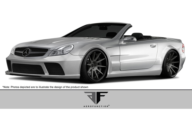 2011 Mercedes SL-Class Aero Function AF-Signature Series 2 Body Kit