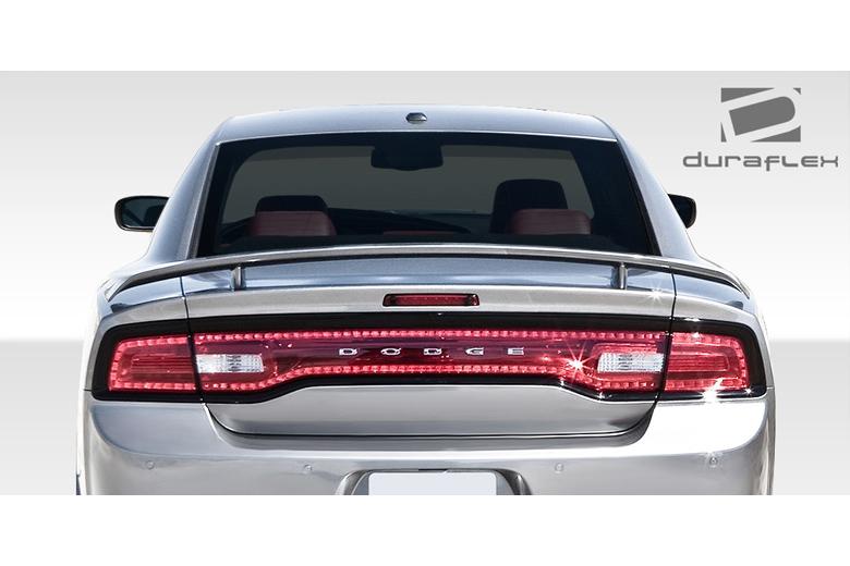 2013 Dodge Charger Duraflex SRT Look Spoiler