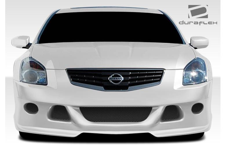 2008 Nissan Maxima Duraflex VIP Bumper (Front)