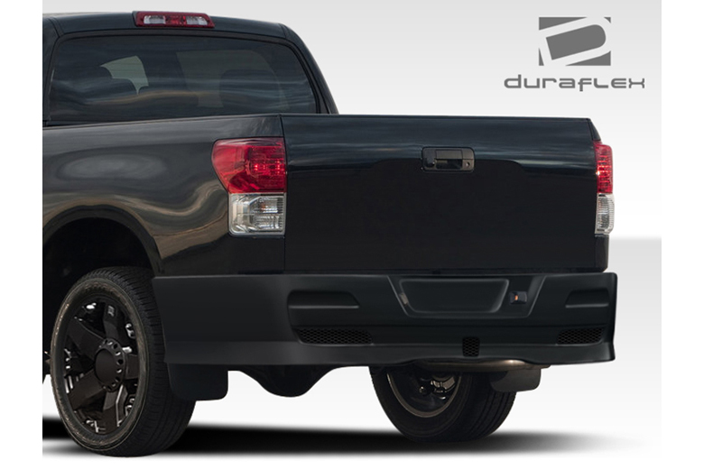 2012 Toyota Tundra Duraflex BT Design Bumper (Rear)