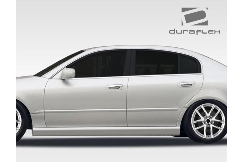 2002 Infiniti Q45 Duraflex VIP Sideskirts