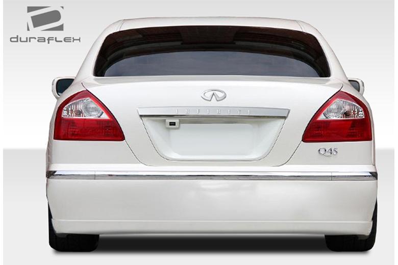 2002 Infiniti Q45 Duraflex VIP Bumper (Rear)
