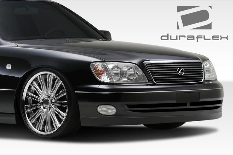 1999 Lexus LS Duraflex VIP Bumper (Front)