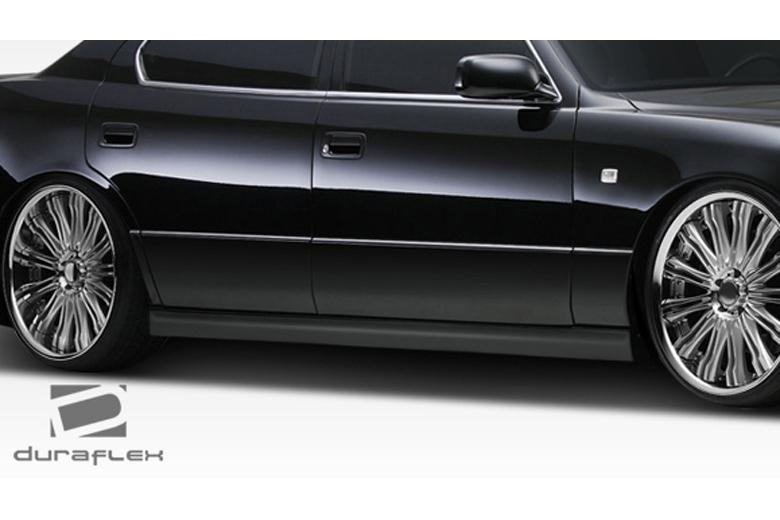 1999 Lexus LS Duraflex VIP Sideskirts