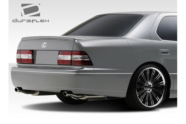 1999 Lexus LS Duraflex VIP Bumper (Rear)
