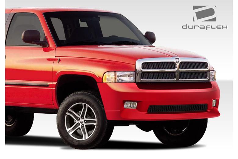 1999 Dodge Ram Duraflex MP-R Bumper (Front)