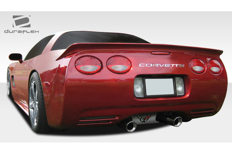 2004 Chevrolet Corvette Duraflex AC Edition Spoiler