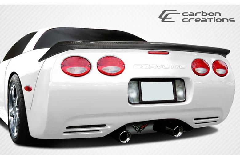 2004 Chevrolet Corvette Carbon Creations AC Edition Spoiler