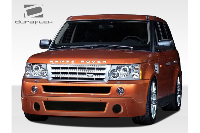 2009 Land Rover Range Rover Sport Duraflex AR-D Body Kit