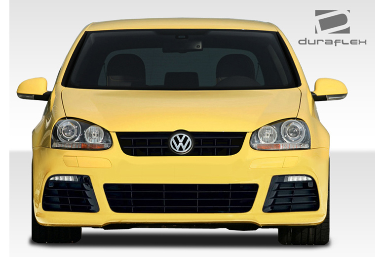 2010 Volkswagen Jetta Duraflex R Look Bumper (Front)