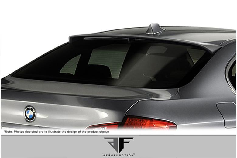 2012 BMW 5-Series Aero Function AF-2 Spoiler