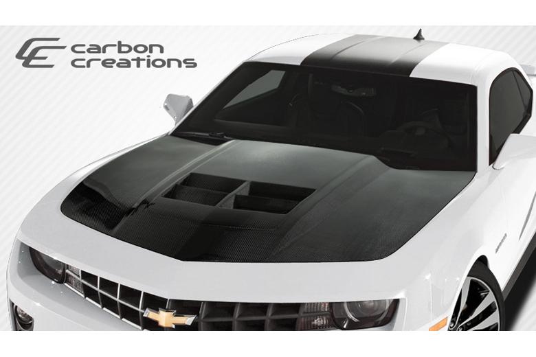 2011 Chevrolet Camaro Carbon Creations ZL1 Look Hood