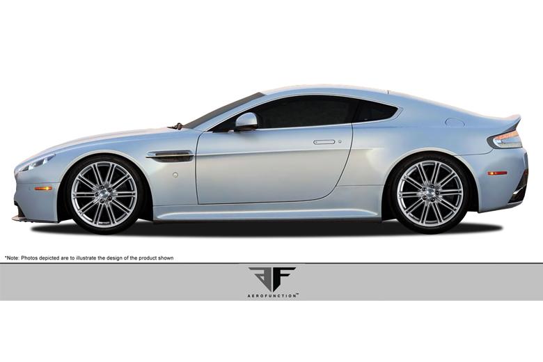 2009 Aston Martin Vantage Aero Function AF-1 Sideskirts