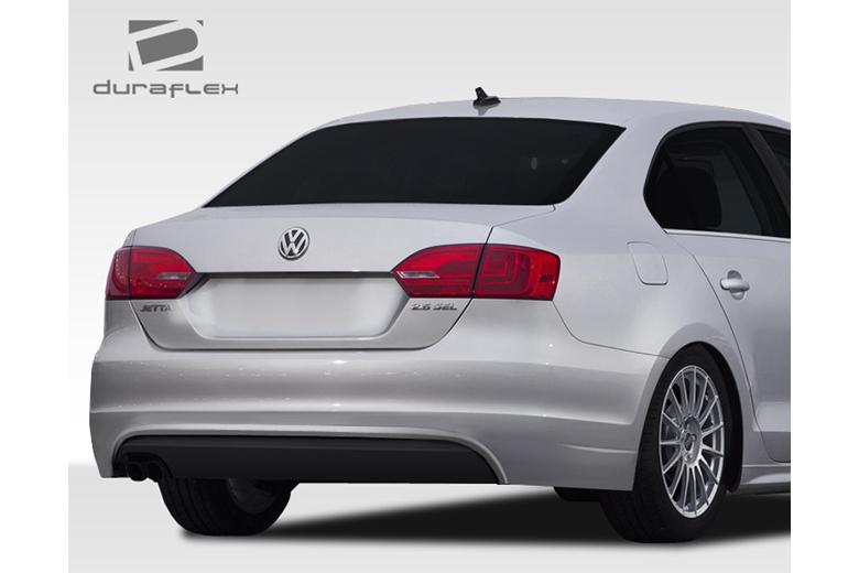 2014 Volkswagen Jetta Duraflex R Look Bumper (Rear)