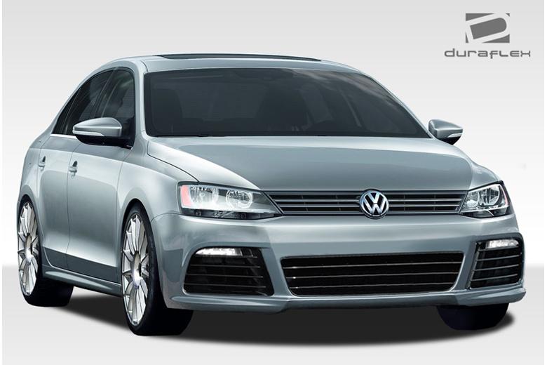 2014 Volkswagen Jetta Duraflex R Look Body Kit
