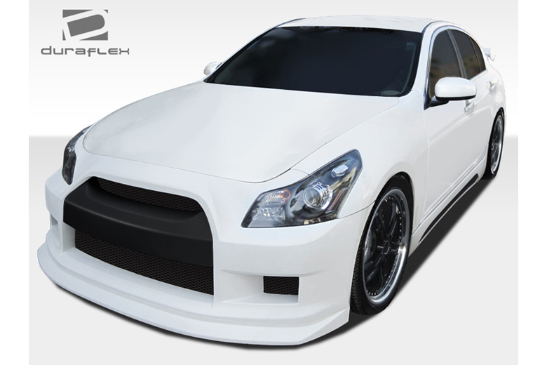2007 Infiniti G Sedan Duraflex GT-R Body Kit