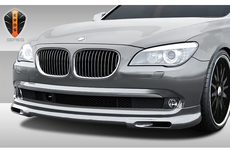 2011 BMW 7-Series Duraflex Eros Version 1 Front Lip (Add On)