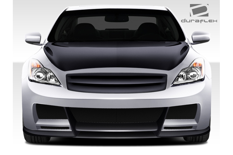 2009 Infiniti G Coupe Duraflex Elite Bumper (Front)