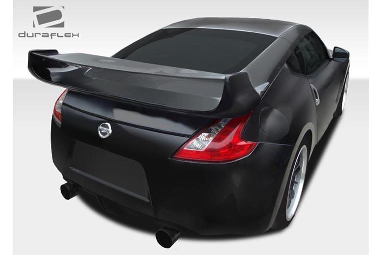 2009 Nissan 370Z Duraflex Vader 3 Spoiler