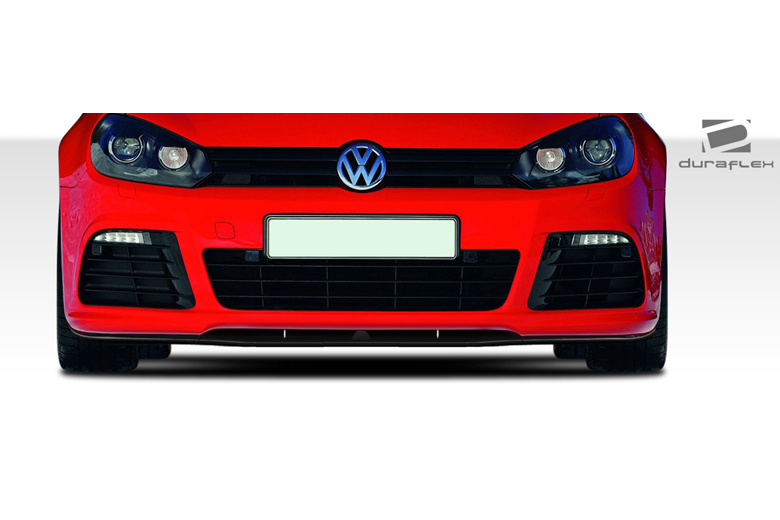 2010 Volkswagen Golf Duraflex RV-S Front Lip (Add On)