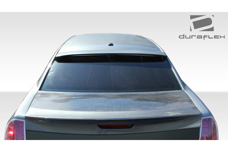 2011 Chrysler 300 Duraflex Brizio Spoiler