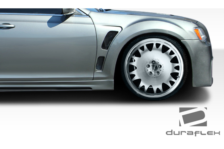 2012 Chrysler 300 Duraflex Brizio Fender