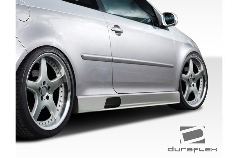 2005 Volkswagen Jetta Duraflex PR-D Sideskirts