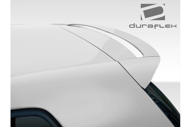 2008 Volkswagen GTI Duraflex PR-D Spoiler
