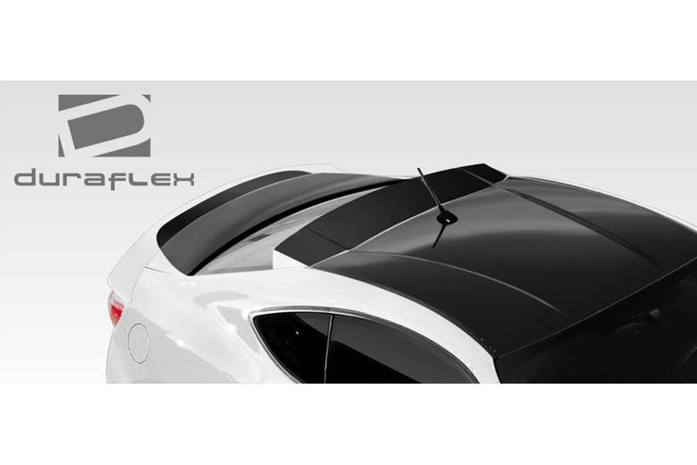 2014 Subaru BRZ Duraflex GT Concept Spoiler