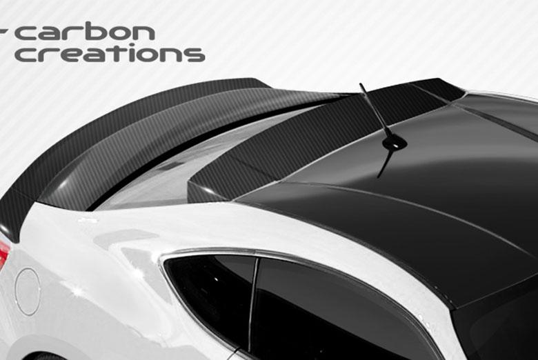 2014 Subaru BRZ Carbon Creations GT Concept Spoiler