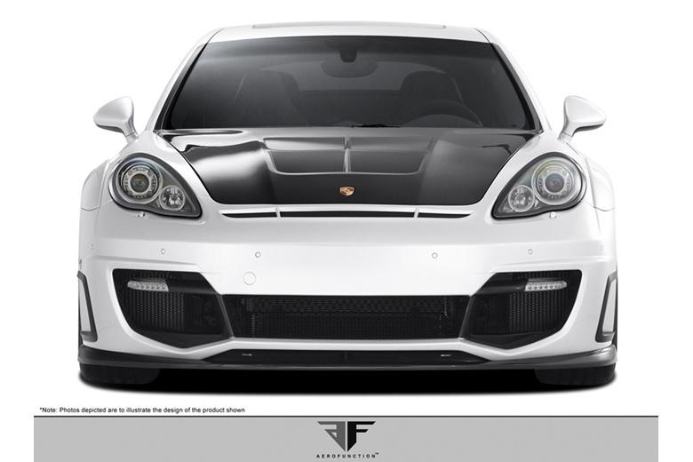 2012 Porsche Panamera Aero Function AF-1 Bumper (Front)