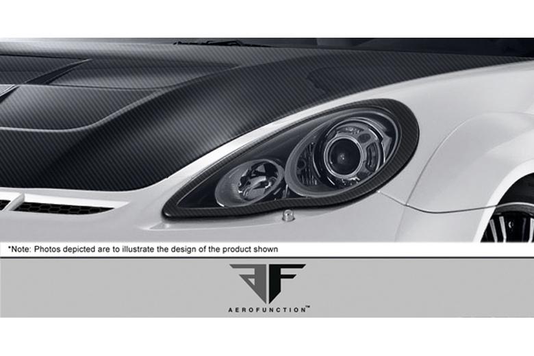 Aero Function AF-1 Headlight Trim