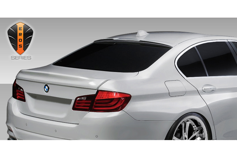 2014 BMW 5-Series Duraflex Eros Version 1 Spoiler