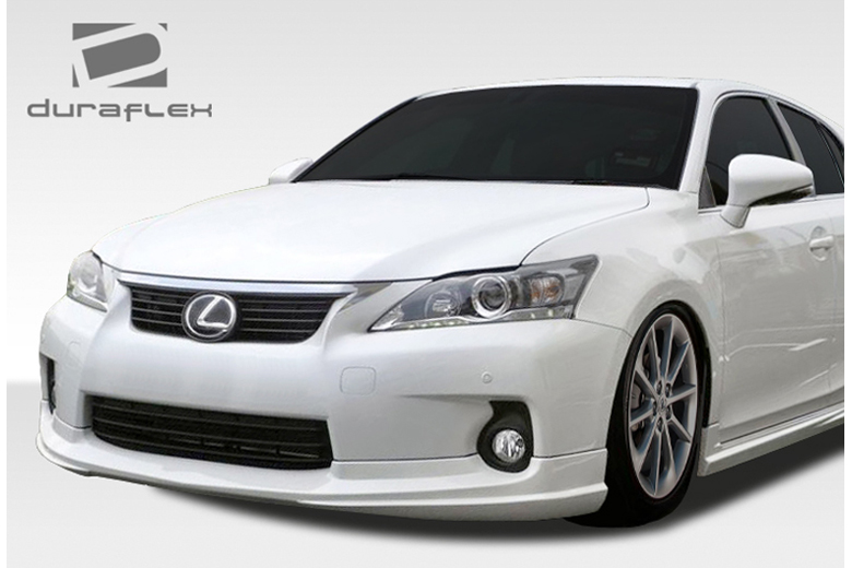 2011 Lexus CT Duraflex TM-S Front Lip (Add On)
