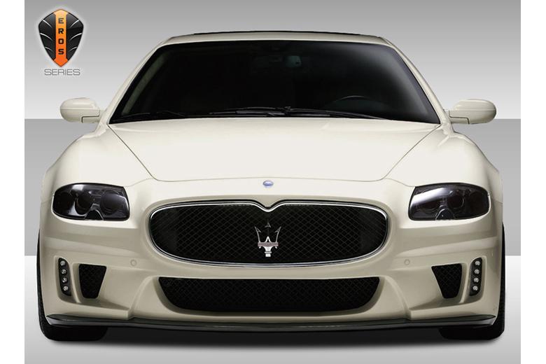 2006 Maserati Quattroporte Duraflex Eros Version 1 Bumper (Front)