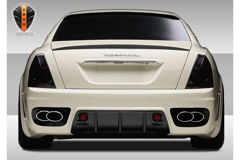 2006 Maserati Quattroporte Duraflex Eros Version 1 Bumper (Rear)