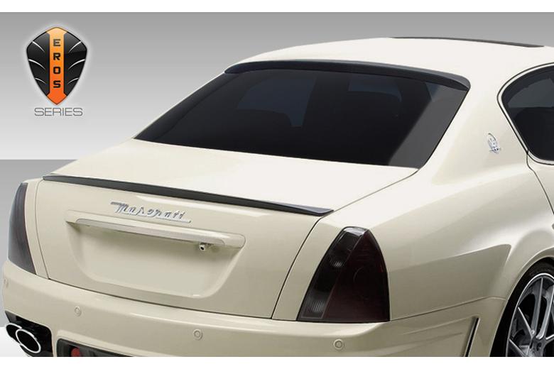 2006 Maserati Quattroporte Duraflex Eros Version 1 Spoiler