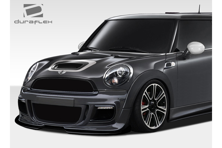 2013 MINI Cooper Duraflex DL-R Front Lip (Add On)