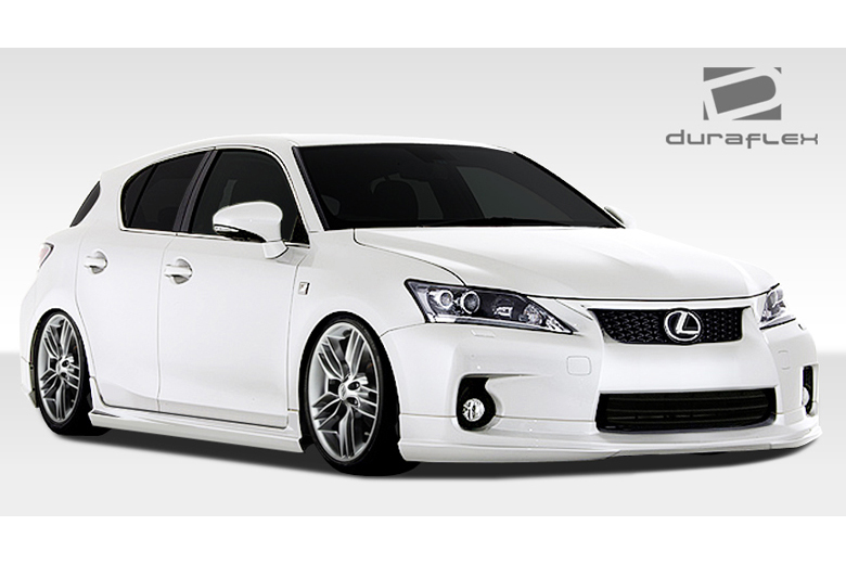 2011 Lexus CT Duraflex TM-S Body Kit