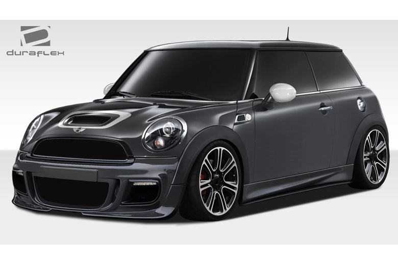 2013 MINI Cooper Duraflex DL-R Body Kit